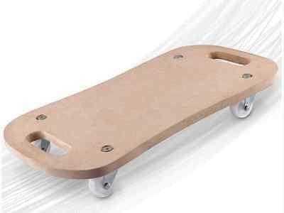 Heavy Duty Mechanic Floor Crawl Wheeled Platform Board Furniture Dolly  Trolley