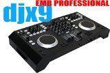 EMB Professional DJX9 4 Channels Controller DJ MIXER 2 Jog Wheels Scratching+Controlling - http://djsoftwarereview.com/most-popular-dj-mixers/emb-professional-djx9-4-channels-controller-dj-mixer-2-jog-wheels-scratchingcontrolling/ #DJMixer, #DJequipment, #PioneerDJ, #Music Mixer, #DJApp, #DJSoftware, #DJTurntables, #DJLighting