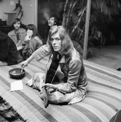 """""""I always had a need to be something more than human."""" ~David Bowie"""