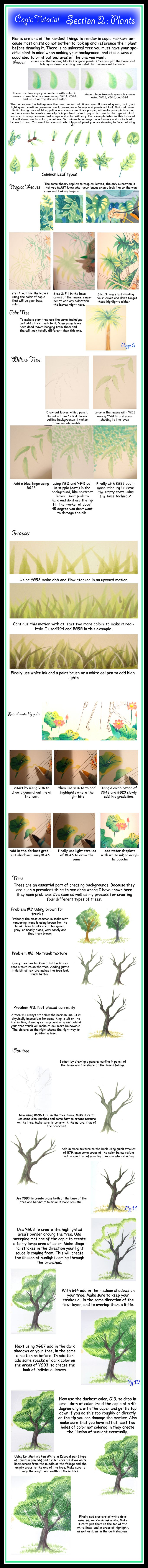 Background Tutorial Section 2 by =Mireielle on deviantART