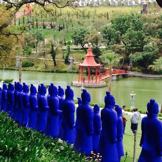 Buda parque, Quinta dos Loridos, Bombarral, Portugal
