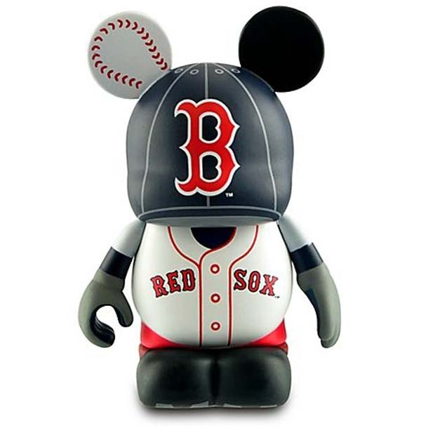 Red Sox Mouse, this cant be real!!!!!!Vinylmation Major, League Baseball, Sox Figures, Sox Vinylmation, Things Disney, Boston Redsox, Major League, Baseball Boston, Boston Red Sox