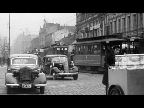 Niezwykły film obrazujący magiczną, przedwojenną Warszawę   Warszawa W Pigułce