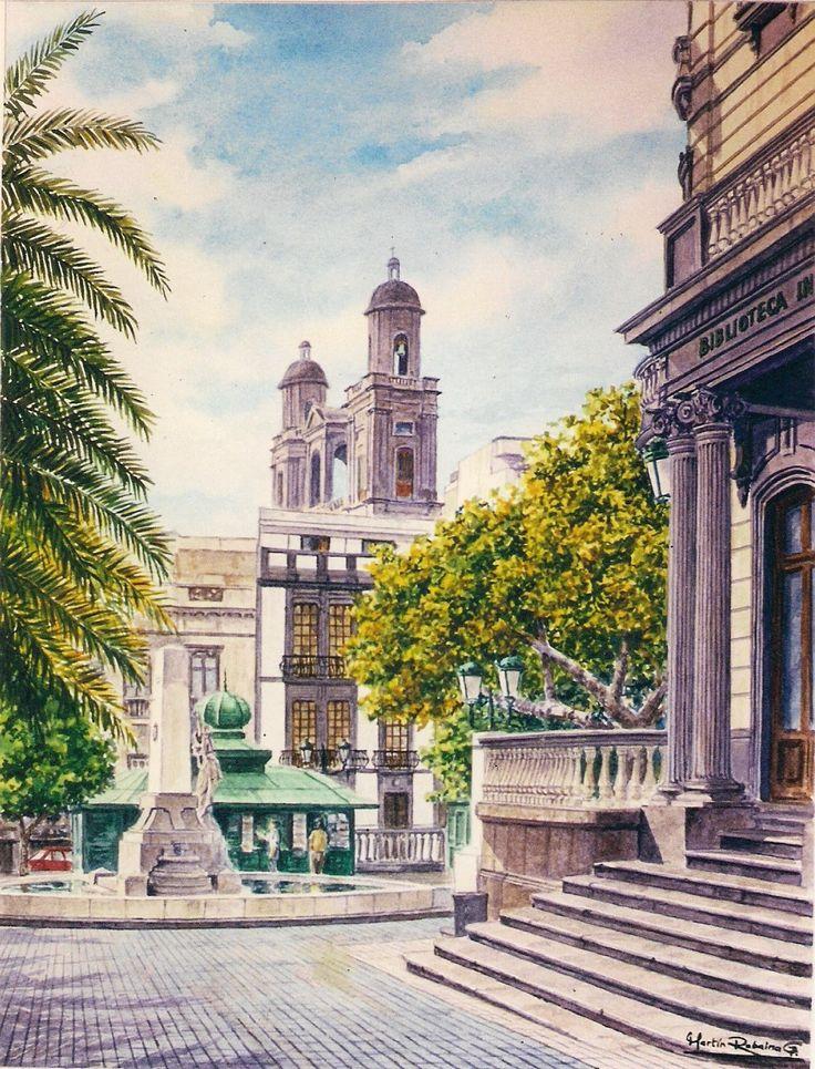 Plaza de Hurtado de mendoza