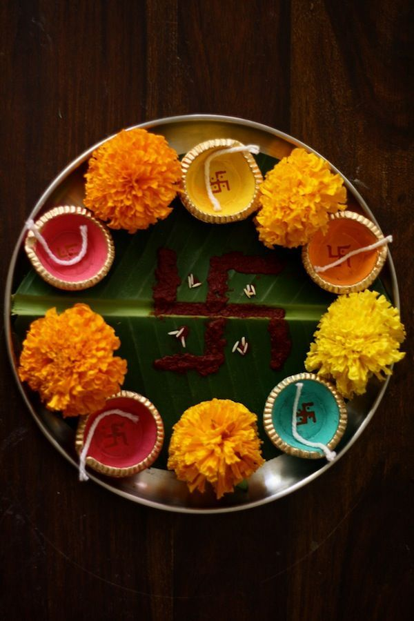 """indiaincredible: """" """" Diwali Decor Ideas just one more day to go… """" """""""