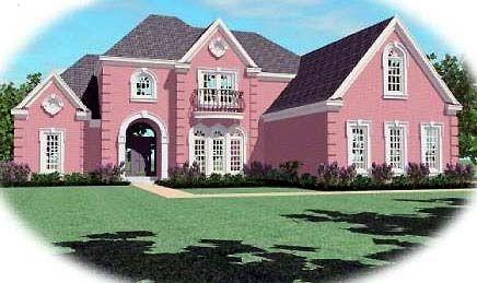 17 best ideas about 3 car garage plans on pinterest 4 - 4 bedroom 3 car garage house plans ...