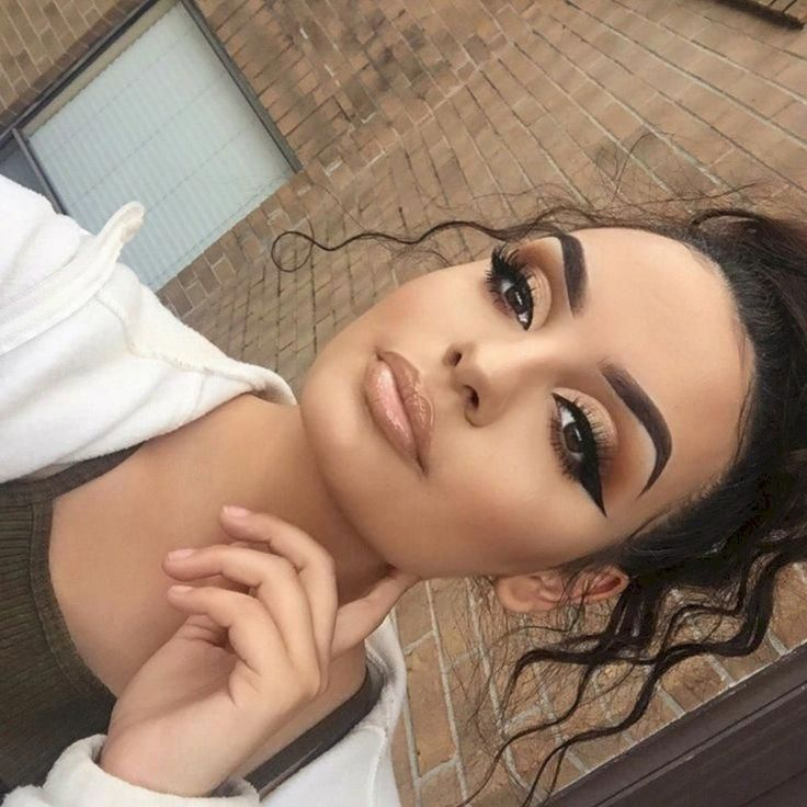 37 Natural Eye Makeup Ideas for Women 2019