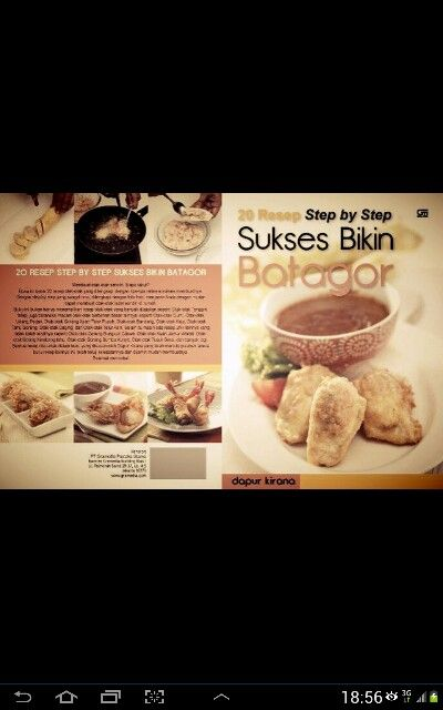 #GPU #indonesianfood #buku #cookingbook #foodstylist