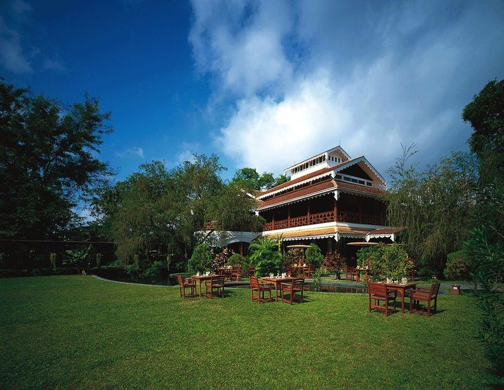 Belmond Governor's Residence Yangon, Birmanie - Hôtel de luxe