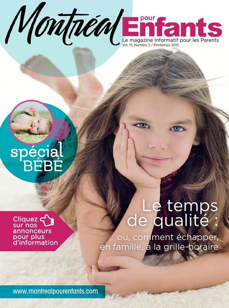 Montreal pour Enfants Vol. 15 nº2