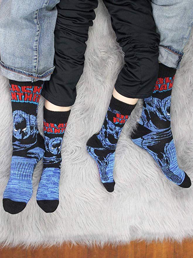 Marvel Captain Marvel 3-Pack Ankle Socks Set