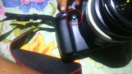 Red eye di Kamera Canon 1100D kok gak bisa nyala kaya Nikon?? | Potret Bikers.com