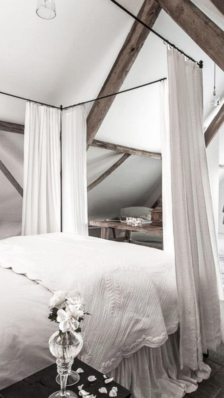 5 id es pour am nager ses combles en une belle suite parentale parental suite master et combles. Black Bedroom Furniture Sets. Home Design Ideas