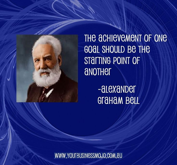 alexander graham bell quotes - Google Search