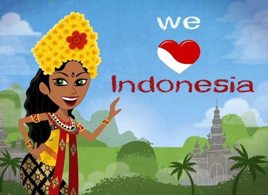 For our fans from Indonesia