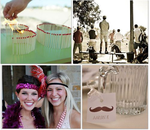 "Site with 25 Adult Birthday Party Ideas.. I personally like the ""Leaving behind the Roaring 20's"" theme :)"