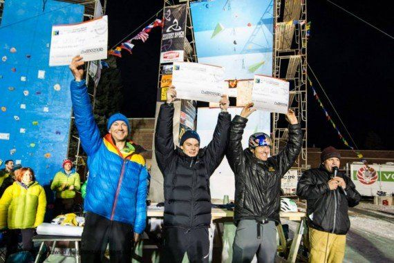 Janez Svoljsak is a new U22 Ice Climbing World Champion.  #iceclimbing, #champion, #svoljsakpower