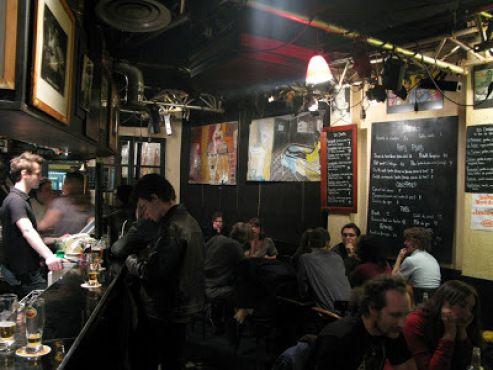 Le Reflet | 6 rue Champollion 5e | Cinema Bar and restaurant | Metro Cluny La Sorbonne