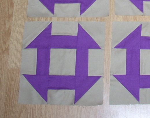 craft supply, ready to sew, patchwork squares, quilt blocks, fabric square, Pattern blocks, purple fabric, Cotton fabric, sewing supplies,