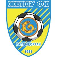 FK Zhetysu Taldıqorğan - Kazakhstan - Жетісу Талдықорған Футбол Клубы - Club Profile, Club History, Club Badge, Results, Fixtures, Historical Logos, Statistics