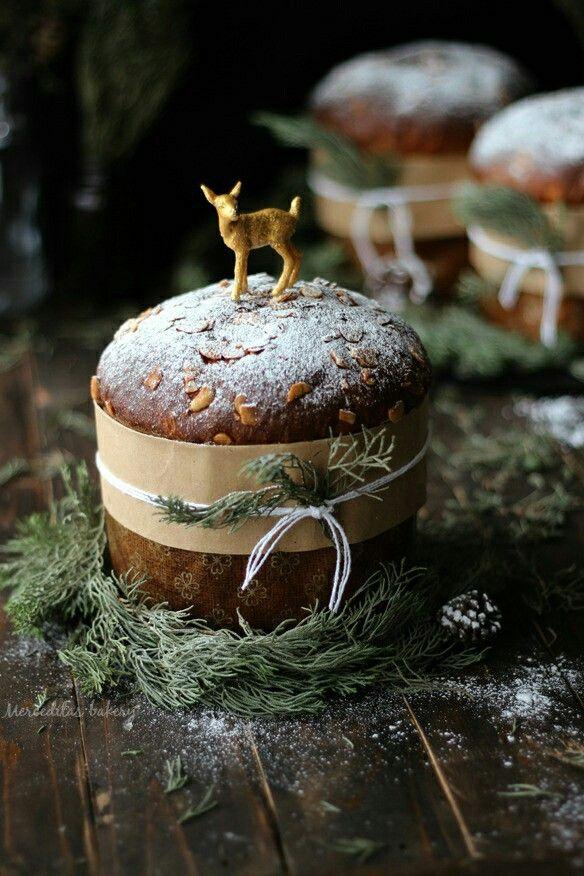 Panettone relleno de naranja confitada {Merceditas Bakery} #panettone