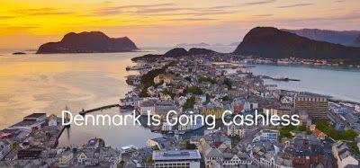 Nerj Mody: Denmark is going to be cashless !!!!!