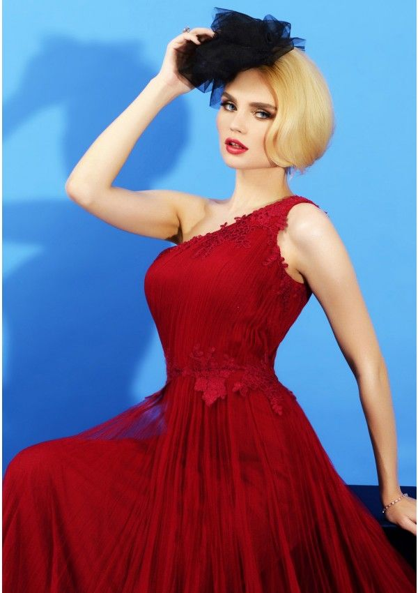 Evening Dress All for Love BIEN SAVVY La Dolce Vita SS 2015