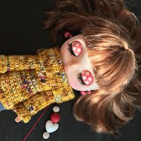 the ordinary diary: Blythe doll customization story