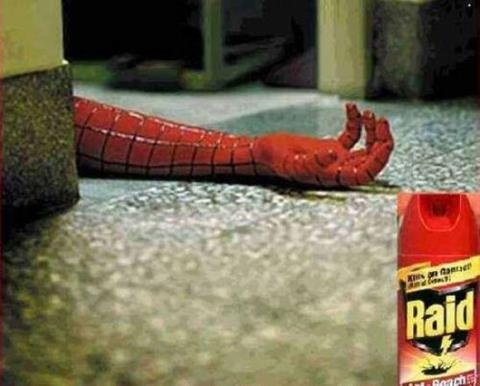 Spiderman's ultimate nemesis.
