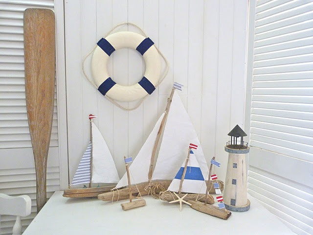 driftwood sailing boats nautical coastal