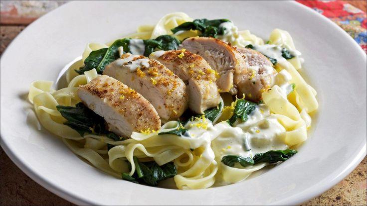 Enkel og smakfull pasta, som hele familien vil like.