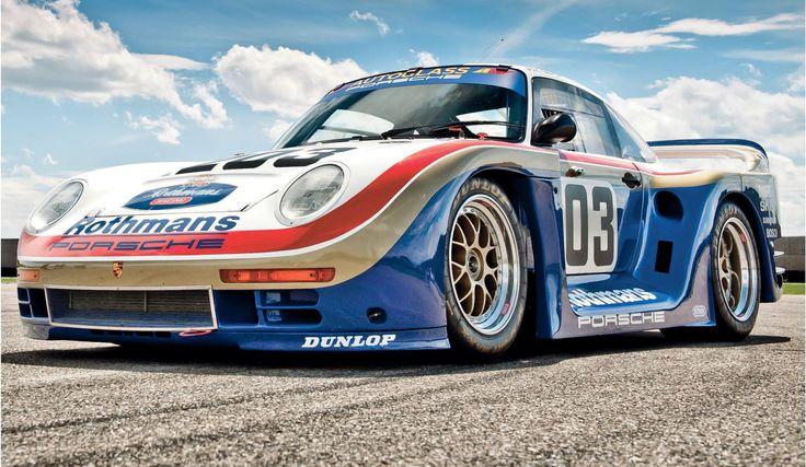 Porsche 961 Motorsport Magazine