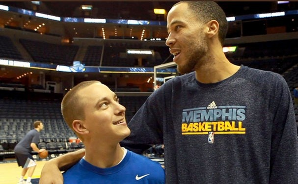reunited with UK great Tayshaun Prince in his new Memphis Grizzlies ...