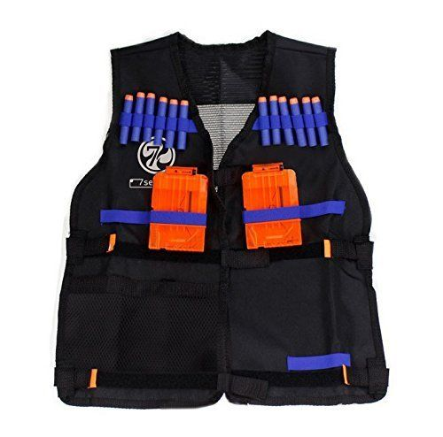 7Seventoys Elite Tactical Vest for Nerf N-strike Elite Series – Best-Toys-Store.com – Your Online Toy Stores | Last Minute Gift Ideas