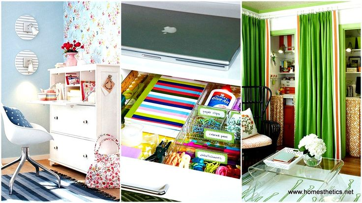 Temporary Home Office Solutions for Renters Design – 10 Small Creative Home Offices