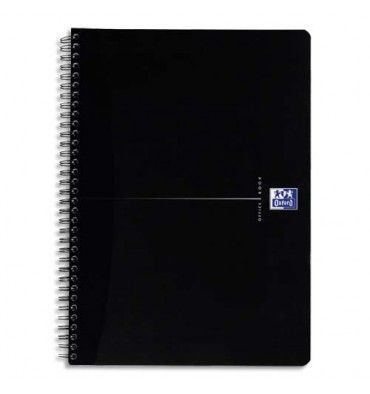 Un cahier OXFORD noir