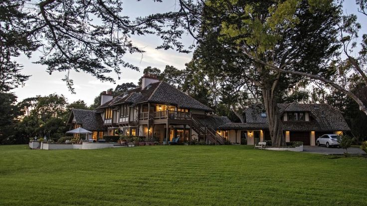 President Bill Clinton's Post-Election California Getaway Hits the Market for $28.5M | American Luxury