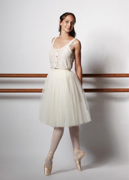 Dimity Azoury | Coryphée | The Australian Ballet