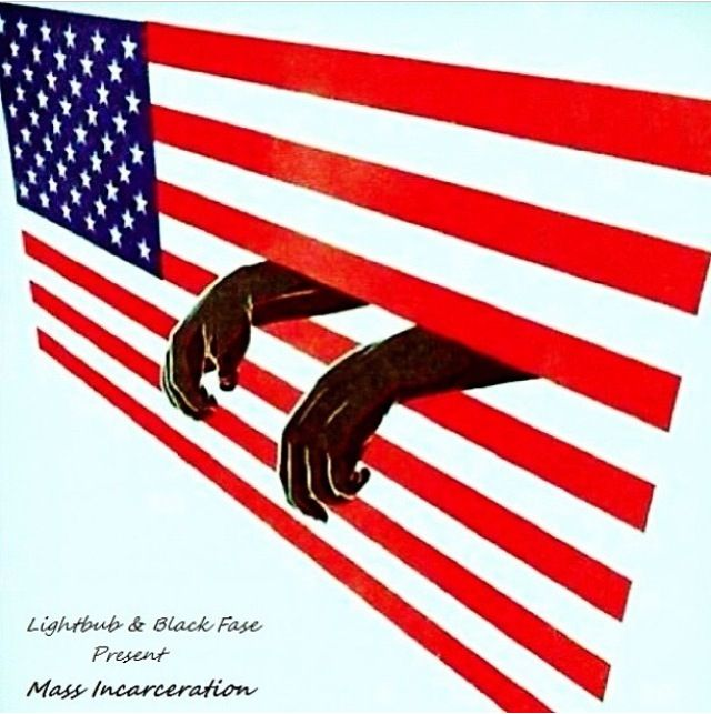 America the land of the incarcerated #MassIncarceration #ElementaryGenocide #PrivatePrison