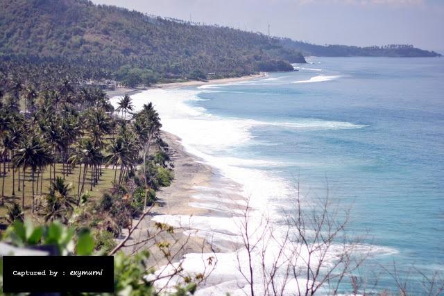 Lombok trip day 3 : Pura batu bolong & Malimbu, Lombok, Indonesia