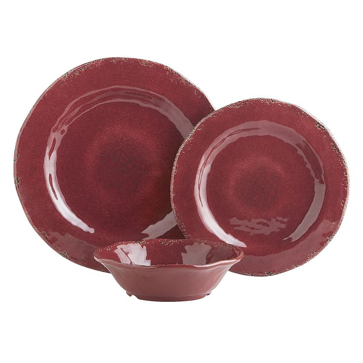 47 best Melamine Dinnerware Sets images on Pinterest ...