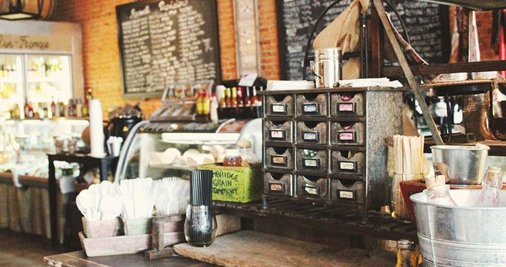 Roswell Provisions Coffee Bar