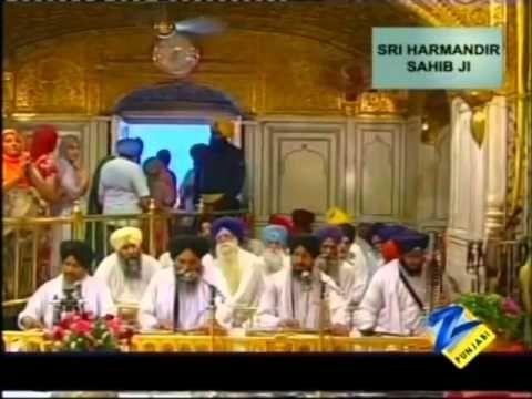Bhai Randhir Singh, Sri Raag, Anhad kinguree bajai - YouTube