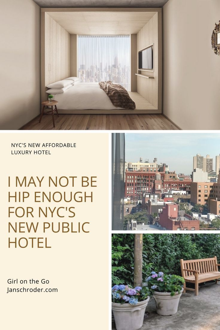 affordable luxury | new york city accommodations | affordable hotels | Ian Schrager | Lower East Side | Manhattan hotels | New York City hotels | affordable New York City hotels