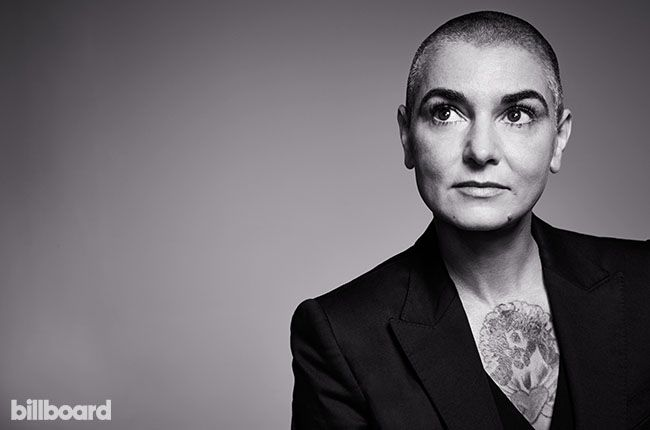 Billboard - Sinead O'Connor Allegedly Posts Possible Suicide Note on Facebook Page