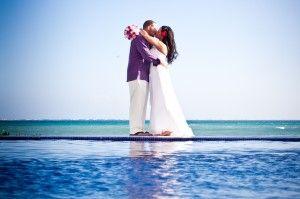 One of Kimberly & Brian's beautiful wedding photos