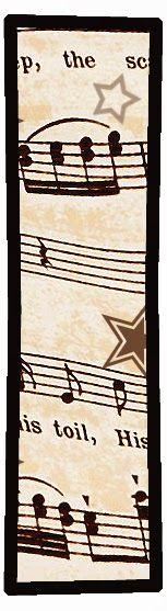 Precioso Alfabeto con Partitura Musical. | Oh my Alfabetos!