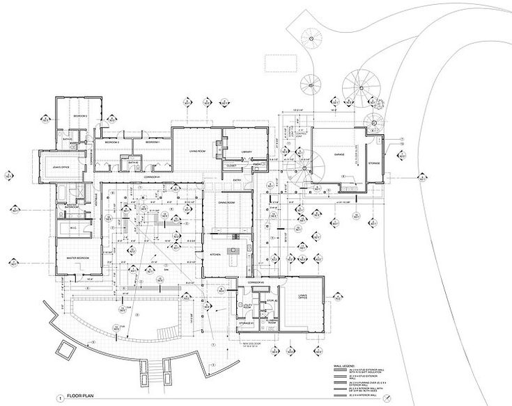110 best home floorplans images on pinterest projects, floor Pavilion House Floor Plans east bay house by maccracken architects pavilion house floor plans