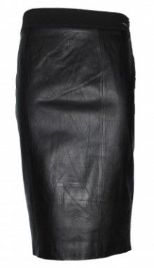 Leather skirt | Find ou where to buy --> www.whatsnewinstore.com