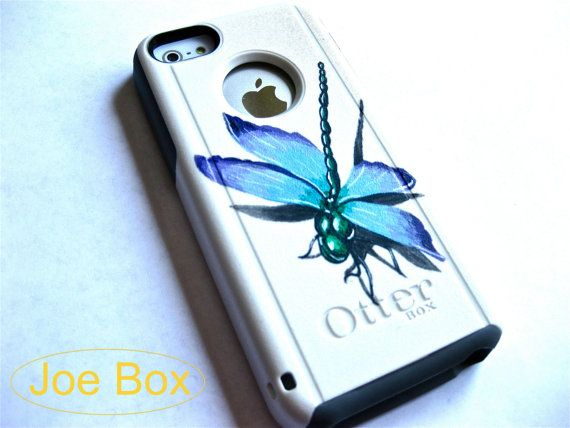 3D OTTERBOX iphone 5c case case cover iphone 5c by JoeBoxx on Etsy, $54.95